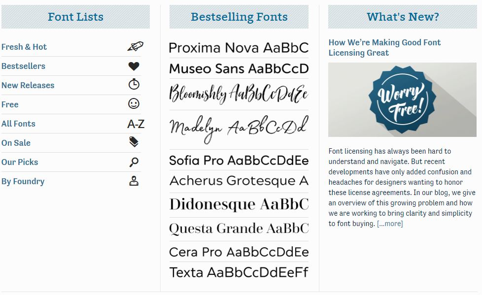 Fonts for Sale - Design Decal