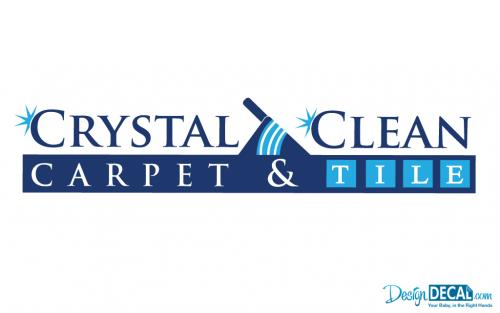 Custom Logo Design - Carpet and Tile Cleaning Service